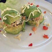 Tacu  Photo Of El Patio Restaurant   Fort Myers, FL, United States. Avocado  Stuffed