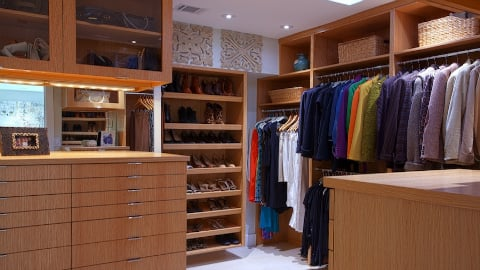 Photo Of The Couture Closet   Dallas, TX, United States. Custom Designed  Closets