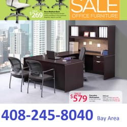 Photo Of Tomu0027s Discount Office Furniture   Santa Clara, CA, United States.  Guaranteed