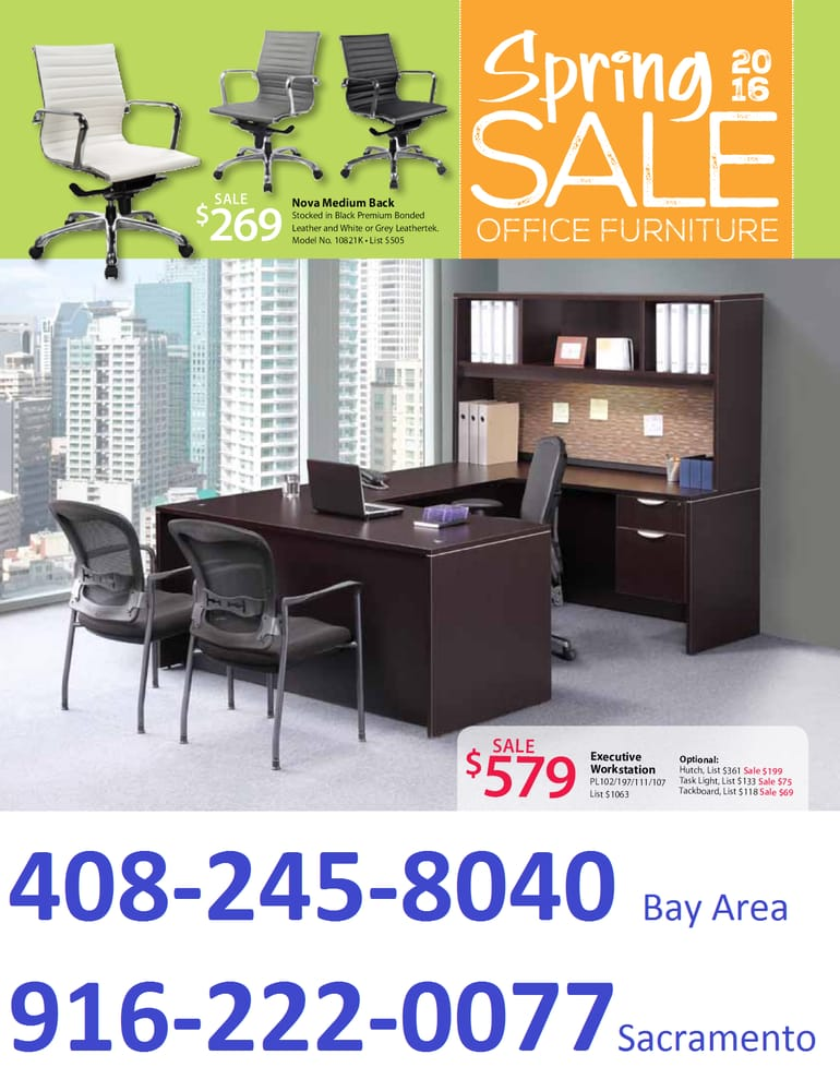 Tomu0027s Discount Office Furniture   64 Photos U0026 25 Reviews   Office Equipment    5155 Lafayette St, North San Jose, Santa Clara, CA   Phone Number   Yelp