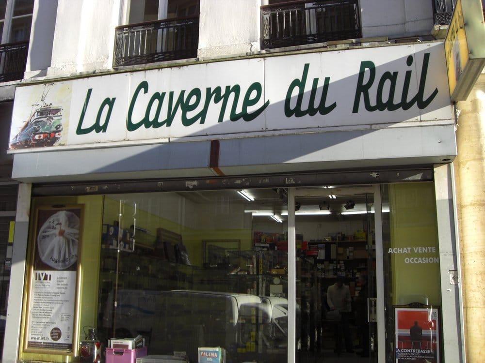 La Caverne du Rail