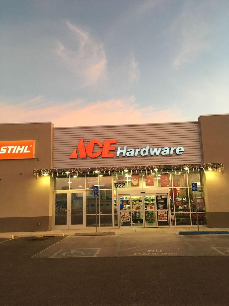 Woodlands Ace Hardware: 522 E Reinken Ave, Belen, NM