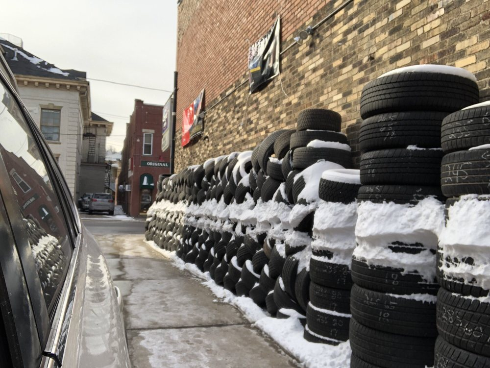 Ambridge Wholesale Tire: 1006 Merchant St, Ambridge, PA