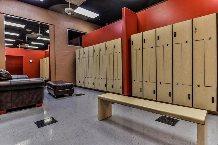 Social Spots from Harvey's Gym