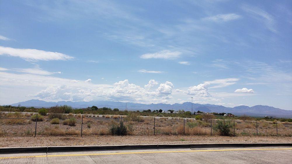San Simon Rest Area: I-10, San Simon, AZ