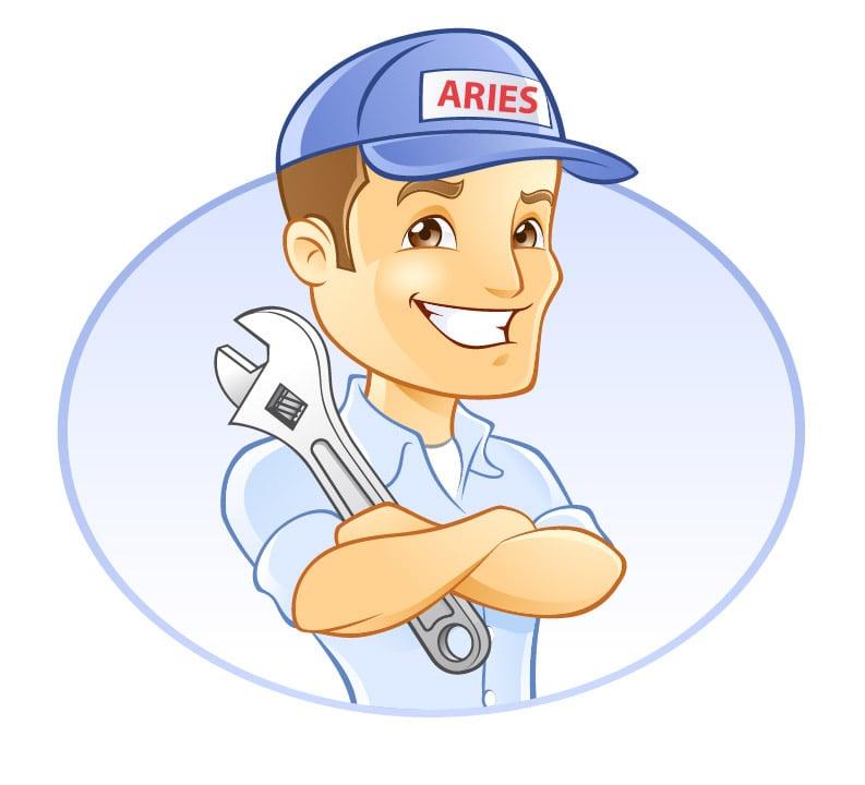 Aries Plumbing: 5100 Heege Rd, St Louis, MO