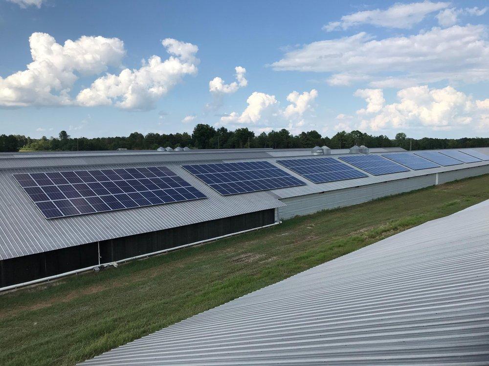 Mississippi Solar: Eupora, MS