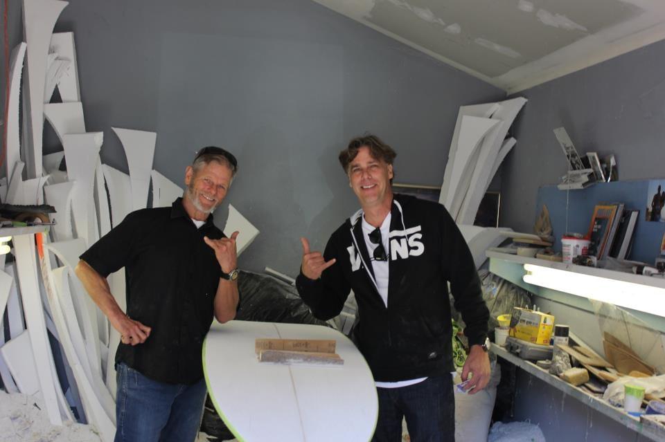 Joey Thomas Surfboards: 220 Martin Rd, Bonny Doon, CA