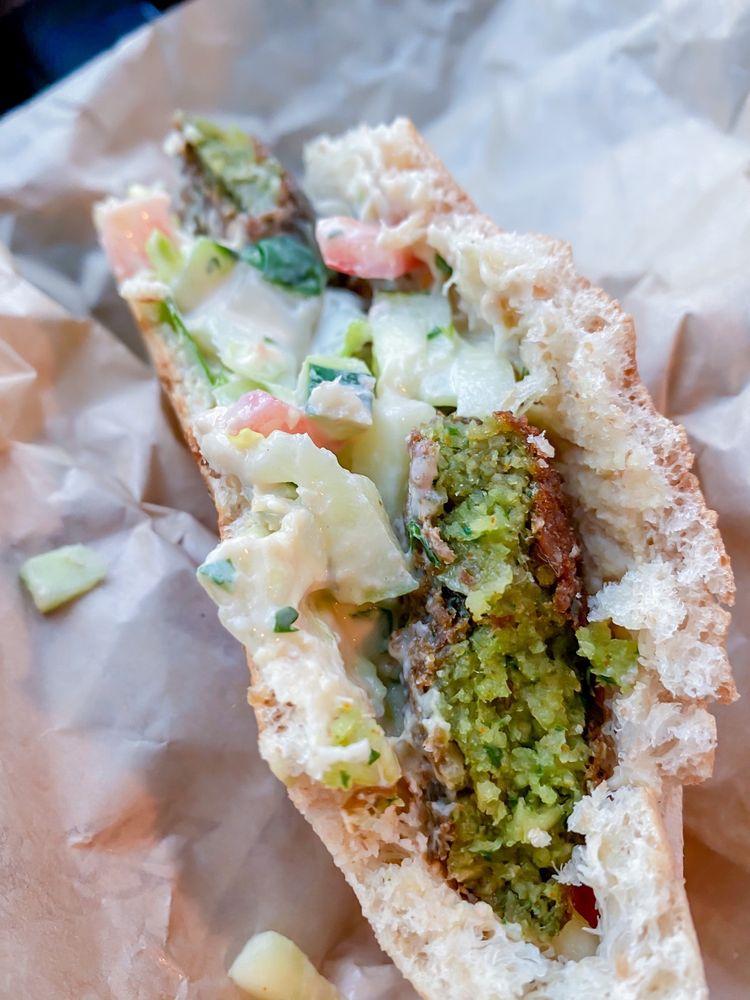 Hummus Mediterranean Grill: 2650 University Ave, Des Moines, IA
