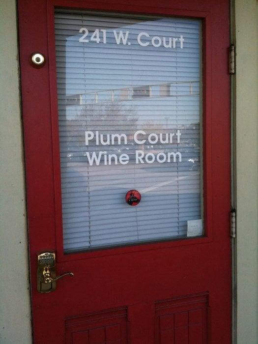 Plum Court Wine Room: 241 W Ct St, Cincinnati, OH