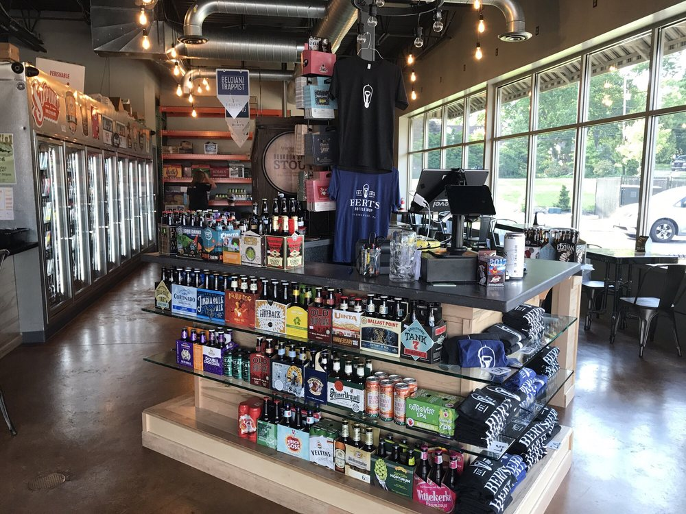 Bert's Bottle Shop: 369 Comet Dr, Millersville, PA