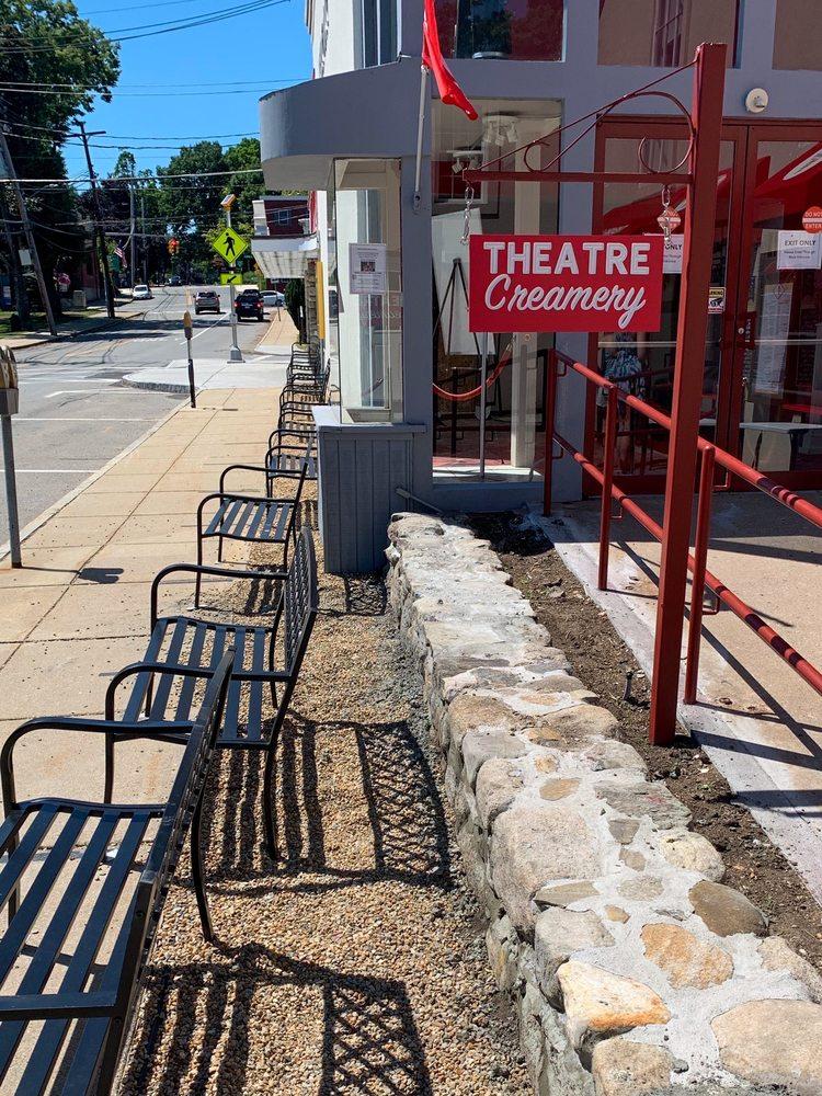 Theatre Creamery: 17 Summer St, Maynard, MA