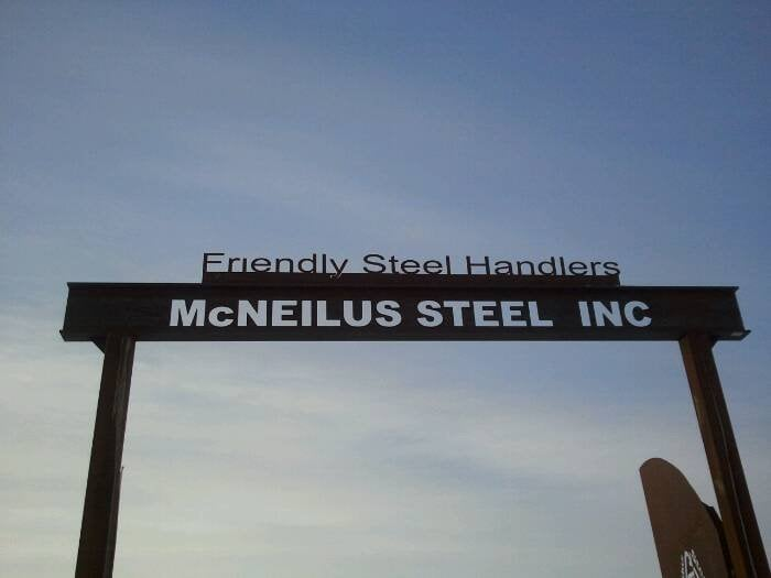 McNeilus Steel Recycling: 420 5th St SE, Dodge Center, MN