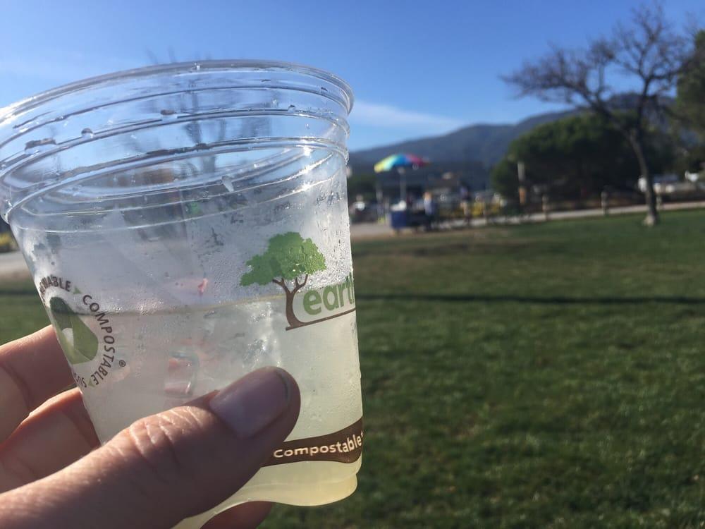 Easy Squeezy Lemonade: Mill Valley, CA