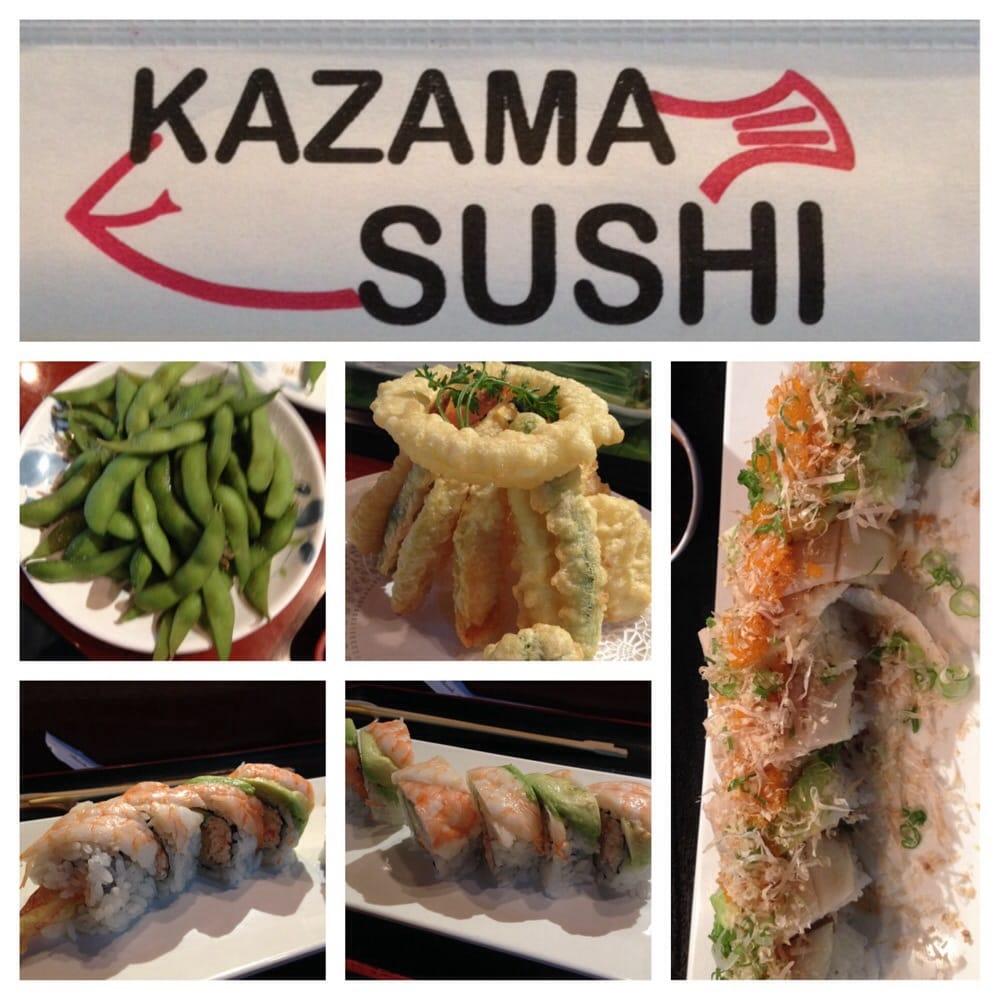 Kazama sushi 233 photos 246 reviews sushi 101 n for 7 hill cuisine of india sarasota