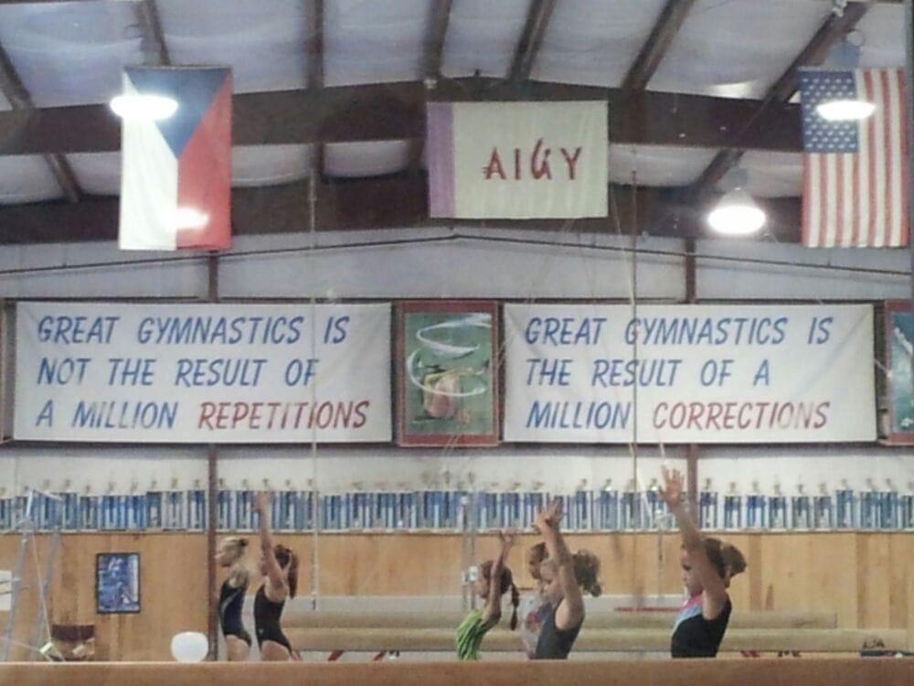 Aiken Gymnastics: 428 Monetta St SE, Aiken, SC