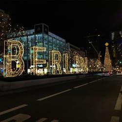 Weihnachtsbeleuchtung Berlin.Weihnachtsbeleuchtung Kudamm 11 Fotos Sehenswürdigkeiten Ecke