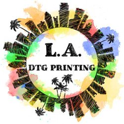 La dtg printing screen printing t shirt printing 966 s for Dtg printed t shirts