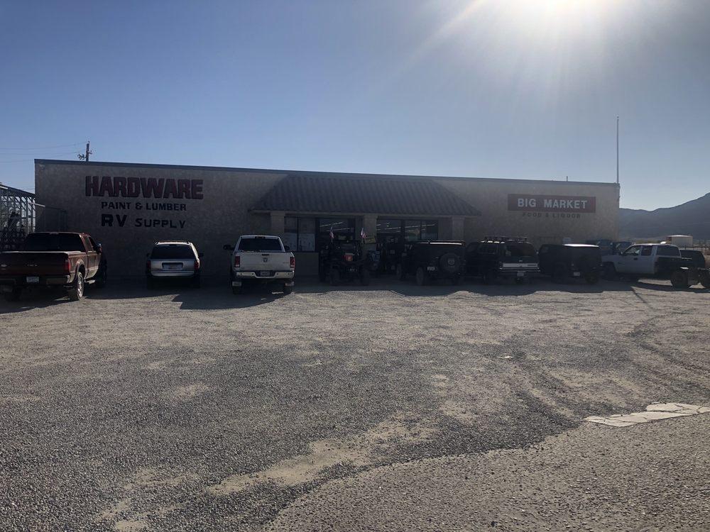 Big Market: 775 W Main St, Quartzsite, AZ
