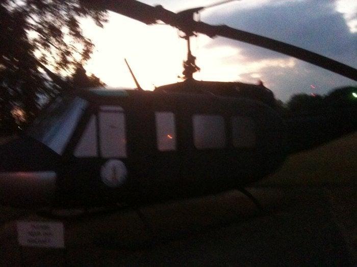Chopper At The Camp Mabry Trail Yelp