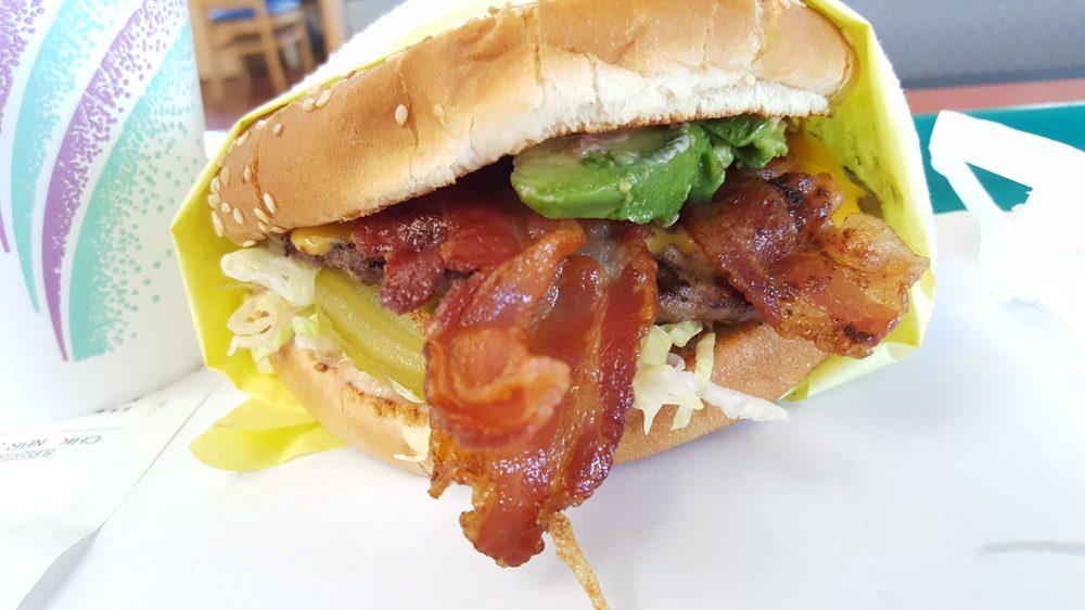 Burgertown USA: 222 E Redlands Blvd, Redlands, CA