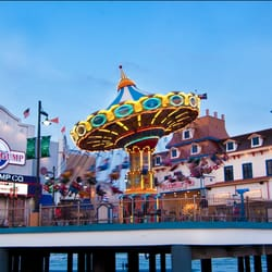 Photo Of Galveston Island Historic Pleasure Pier Tx United States