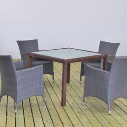photo of rattan cube dublin republic of ireland rattan garden furniture set form