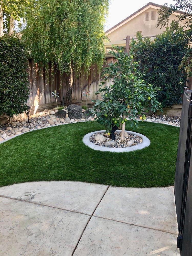 Curb A Lawn: 25450 Dove Rd, Escalon, CA