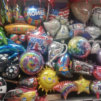 party city balloons