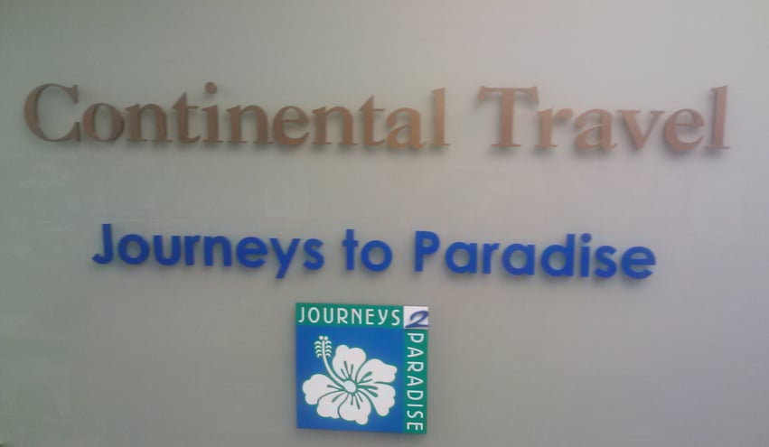 Continental Travel: 2737 77th Ave SE, Mercer Island, WA