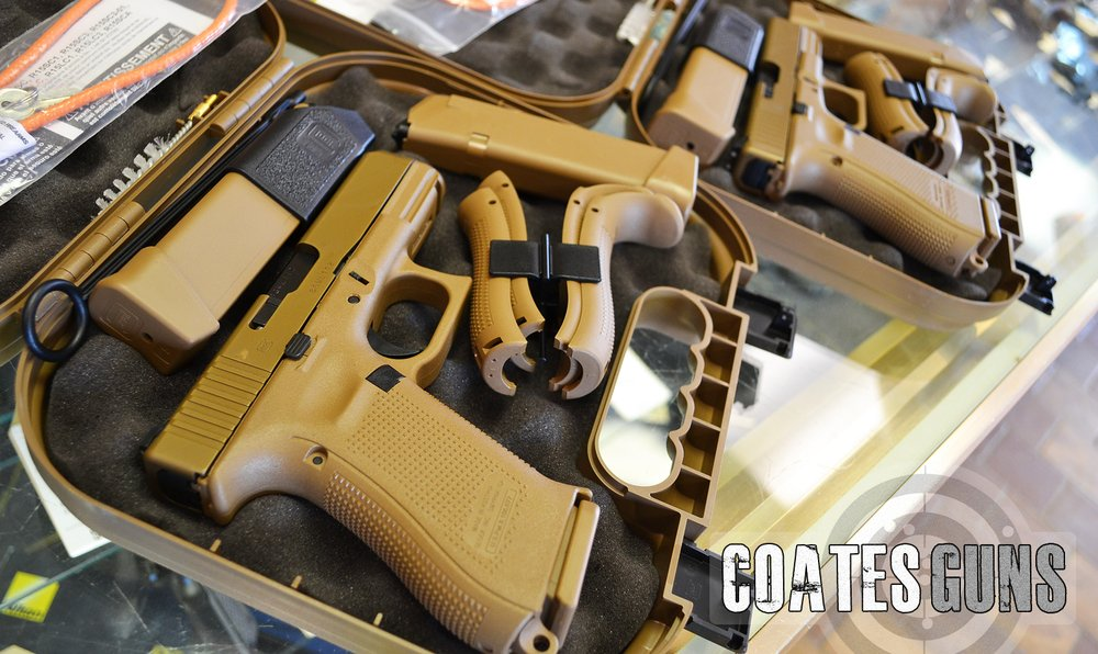 Coates Guns: 520 E Jefferson St, Corydon, IA