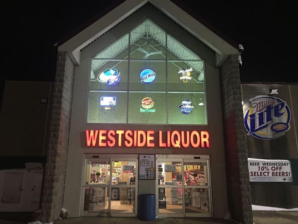 West Side Discount Liquor: 1227 Timberlane Dr, Sauk Centre, MN