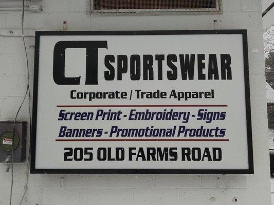 Ct Sportswear Screen Printing T Shirt Printing Avon