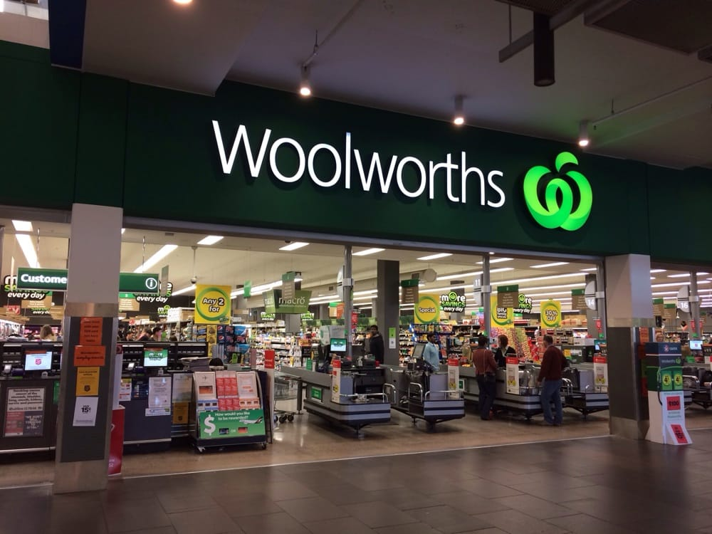 Woolworths - Department Stores - Melbourne - South ...