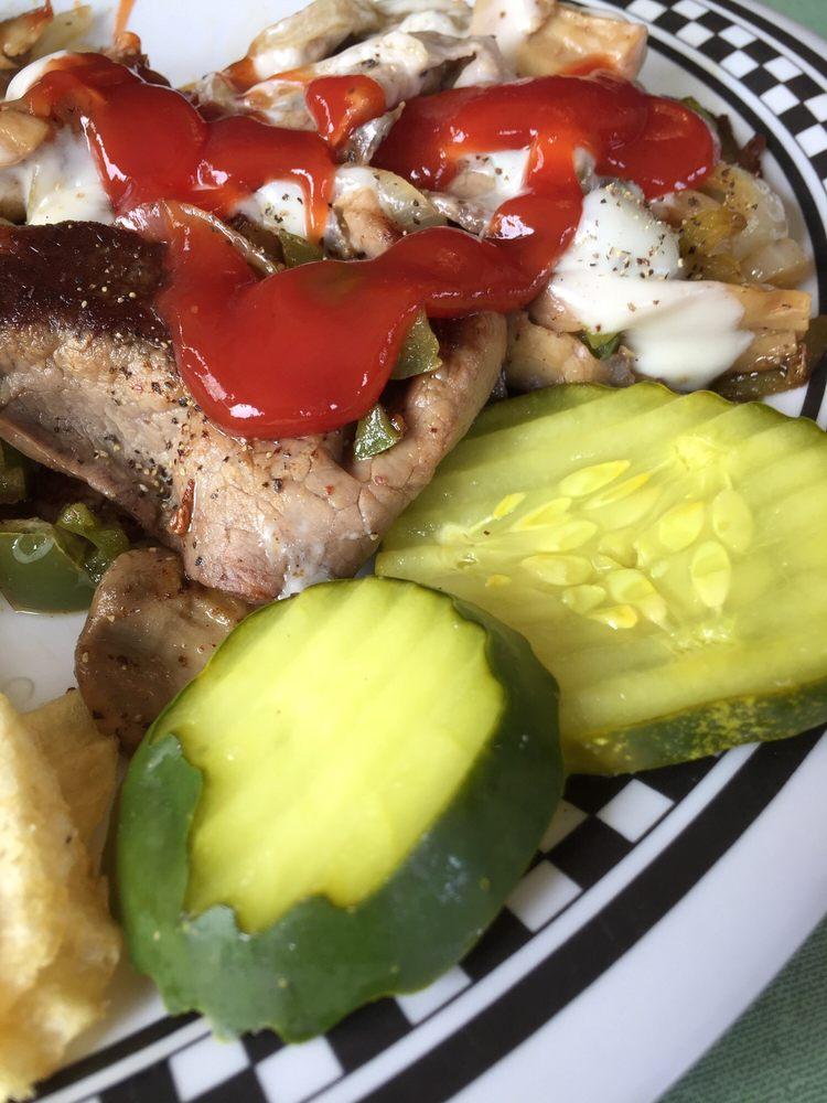 Food from Birdseye Diner