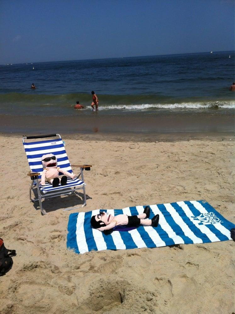 Sandy Hook Gunnison Beach   The best beaches in the world