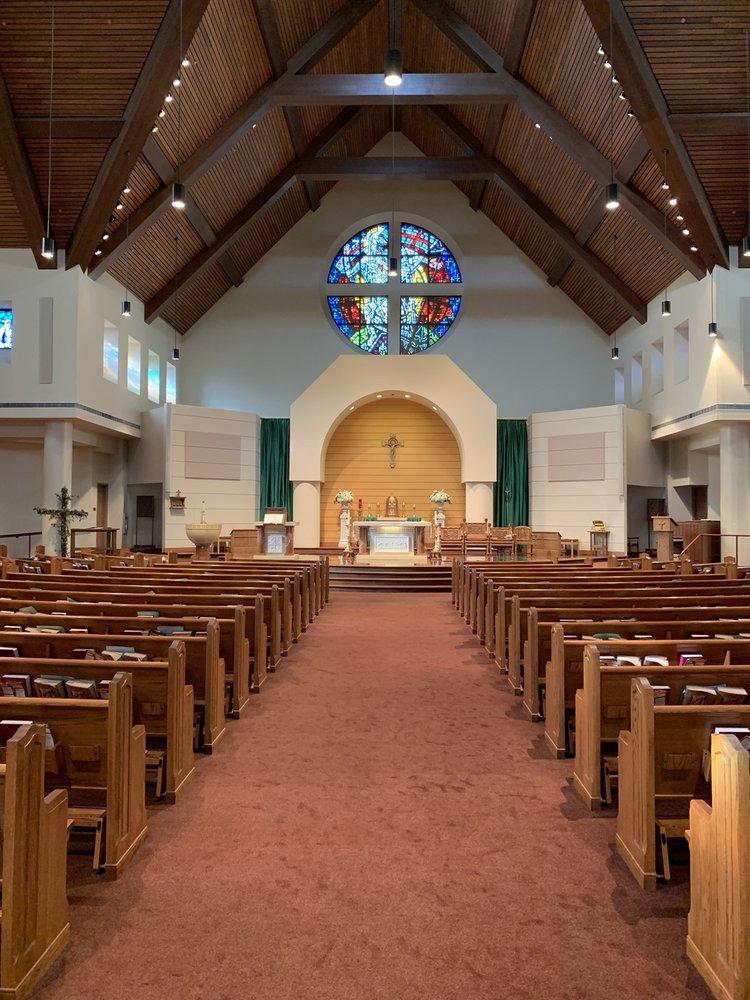 St. Thomas the Apostle Catholic Church: 720 E Beach Blvd, Long Beach, MS