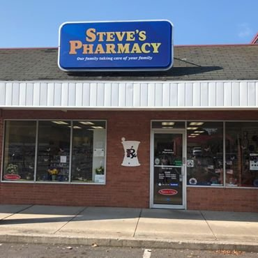 Steve's Pharmacy: 16117 McMullen Hwy SW, Cumberland, MD