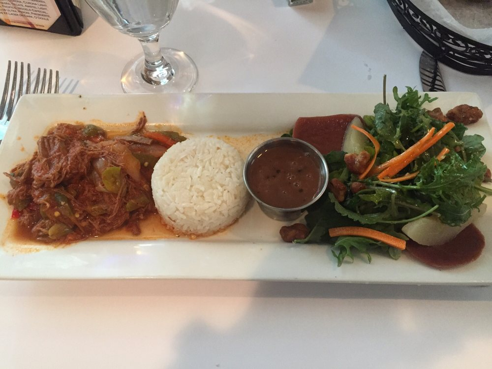Ropa vieja lunch special yelp Cuban restaurant garden city ny