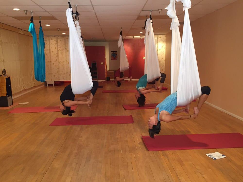Aerial Yoga Yelp