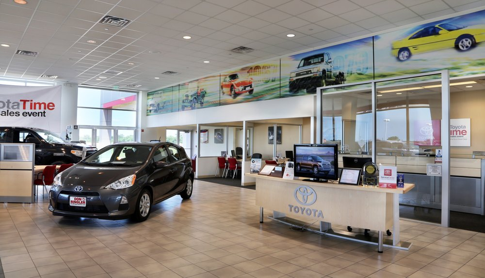 Don Ringler Toyota Auto Parts Supplies 7777 S General Bruce Dr Temple Tx Phone Number Yelp