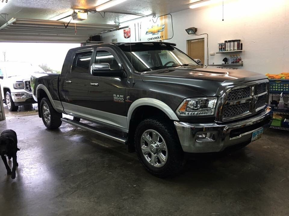 Myers Detailing: 41408 Brown Rd, Bethesda, OH