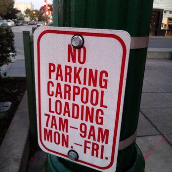 Casual Carpool - Corner Of Santa Clara Ave At Webster St