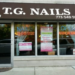 T.G. Nail Salon - 30 Reviews - Nail Salons - 1901 W Diversey Pkwy ...