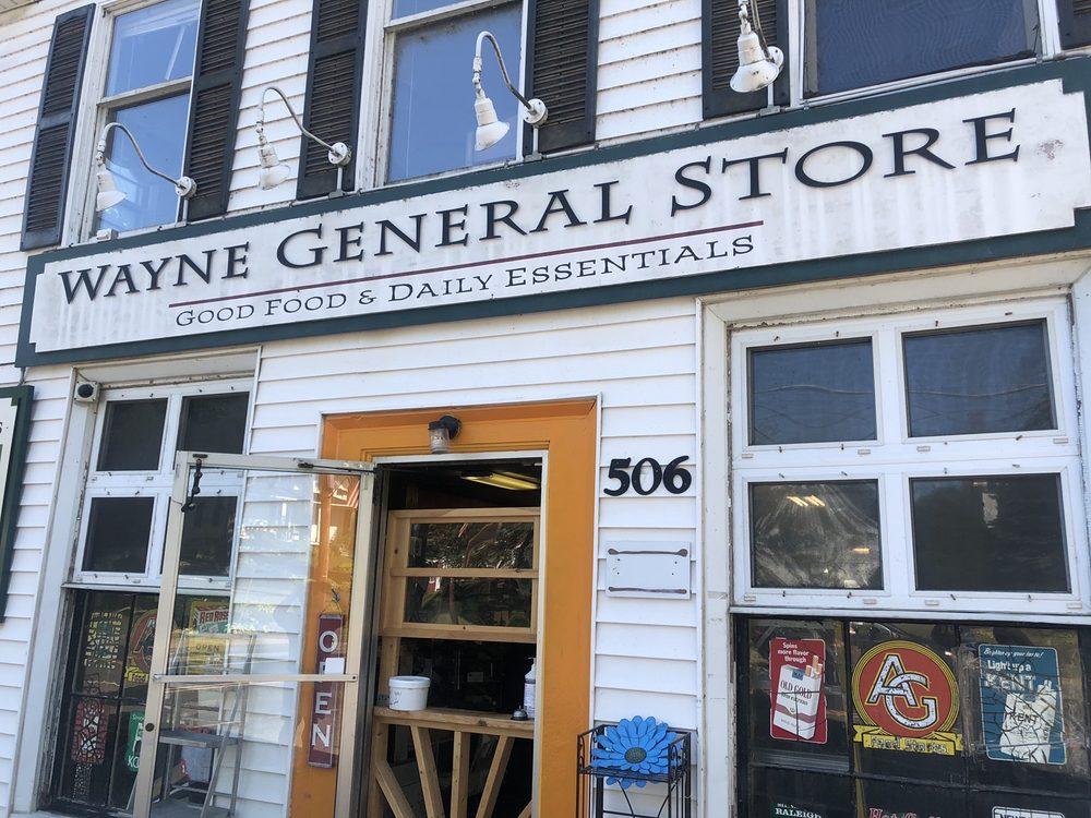 Julian's Wayne General Store: 506 Main St, Wayne, ME