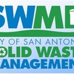 City of San Antonio Solid Waste Management - Public Services