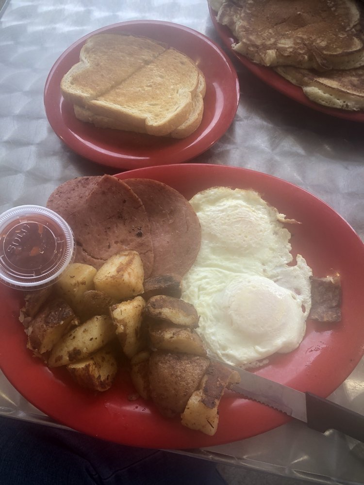 AM Cafe: 1966 State Rd 44, New Smyrna Beach, FL