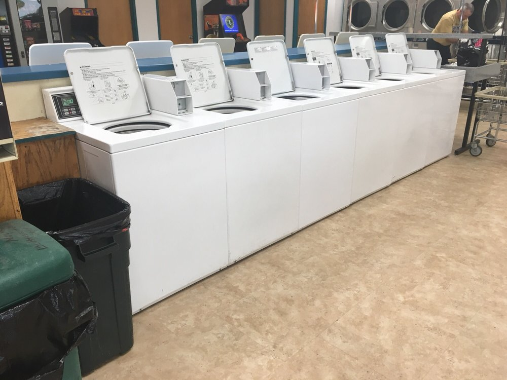 Nu-Way Self Service Laundry Center Self Service: 1055 Cormier Rd, Green Bay, WI