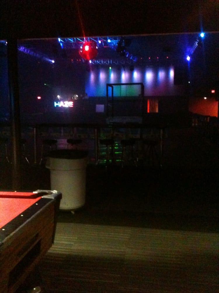 Haze Nightclub: 9379 E 46th St, Tulsa, OK