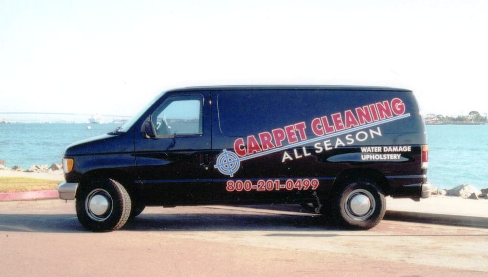 All Season Carpet Cleaning